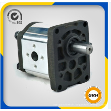 Hydraulic Pump Gear Motor for Motor Scraper with Relief Valve